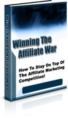 Product picture Winning The Affiliate War PLR