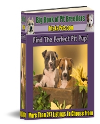 Product picture Big Book Of Pit Bull Breeders