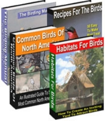 Product picture Birding For Everyone