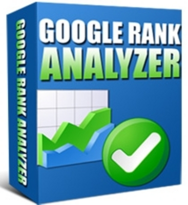 Product picture Google Page Rank Analyzer Software