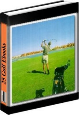 Product picture 25 Golfing E-books