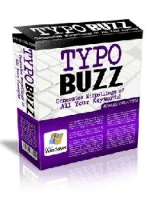 Product picture Typo Buzz Software
