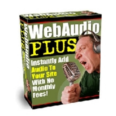 Product picture Web Audio Plus